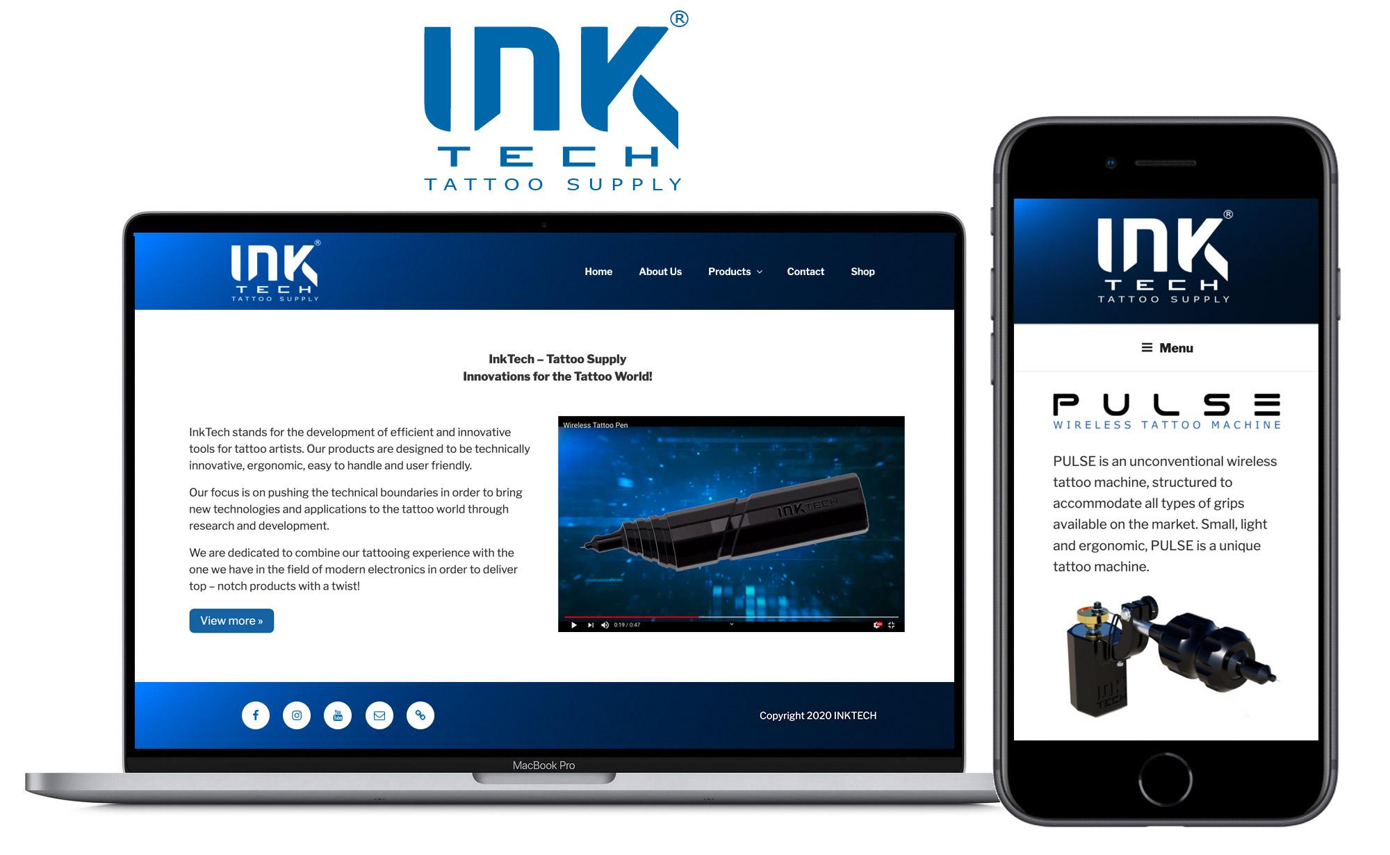 Web-Design-InkTech